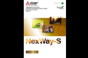 NexWay-S [Series-IP/AP Version2 and Series-IP] - TLE Group - Đại lý cung cấp thang máy Mitsubishi chính hãng