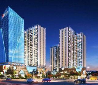 Khu văn phòng, nhà ở và nhà trẻ 201 Minh Khai - TLE Group - Đại lý cung cấp thang máy Mitsubishi chính hãng