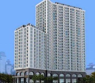 Chung cư ADG Garden - TLE Group - Đại lý cung cấp thang máy Mitsubishi chính hãng