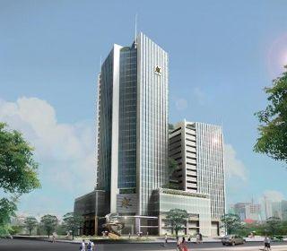 Trung tâm giao dịch Công nghệ Thường xuyên Hà Nội - TLE Group - Đại lý cung cấp thang máy Mitsubishi chính hãng