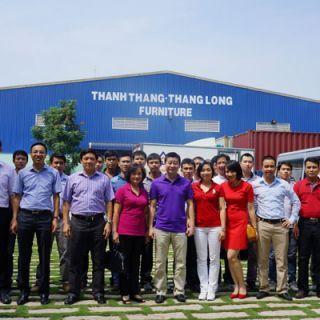 Chuyến du đấu bổ ích lý thú của Đội bóng Tập đoàn Thang máy Thiết bị Thăng Long tại TP.HCM