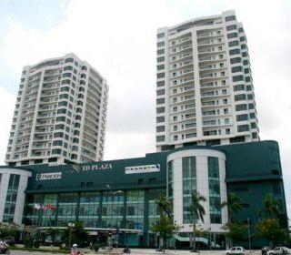 TD Plaza – Hải Phòng - TẬP ĐOÀN THANG MÁY THIẾT BỊ THĂNG LONG