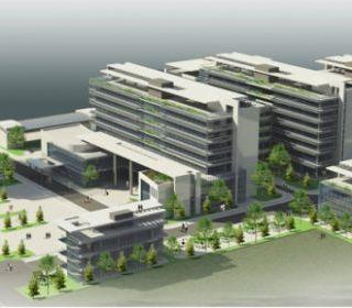 Bệnh viện Đức Giang – Hà Nội - THANG LONG TLE GROUP