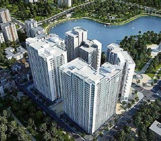 Tòa nhà No2-T1 Khu Ngoại Giao Đoàn – Hà Nội - TẬP ĐOÀN THANG MÁY THIẾT BỊ THĂNG LONG