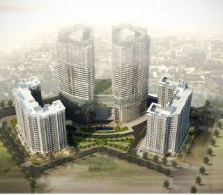 Tòa 18T1 Khu chung cư cao tầng, dịch vụ thương mại HH6 KĐT Nam An Khánh – Hà Nội - THANG LONG TLE GROUP