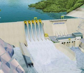 Thủy điện Lai Châu - THANG LONG TLE GROUP