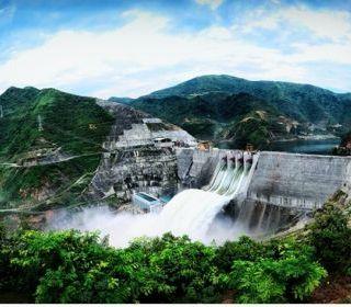 Nhà máy Thủy Điện Bản Chát - THANG LONG TLE GROUP