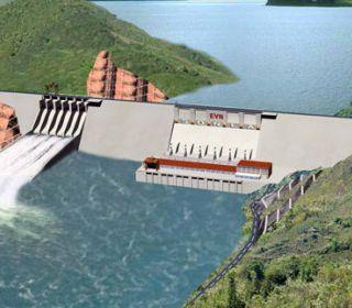Nhà máy thuỷ điện Sơn La - THANG LONG TLE GROUP