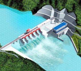Nhà máy Thủy điện Sông Bung - THANG LONG TLE GROUP