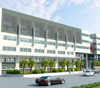 Bệnh viện Nguyễn Đình Chiểu - THANG LONG TLE GROUP