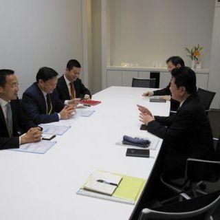 Ban Tổng Giám đốc TLE thăm và làm việc tại trụ sở Mitsubishi Electric Nhật Bản