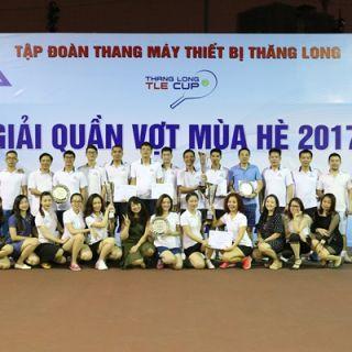 Giải Quần vợt mùa hè kỷ niệm 16 năm thành lập Tập đoàn
