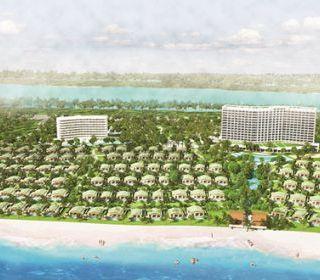 Khách sạn Movenpick, khách sạn Radision Blu và Condotel – Nha Trang - THANG LONG TLE GROUP