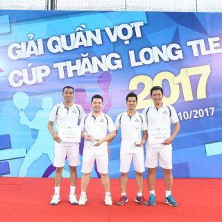 Lễ Bế mạc và Trao giải – Giải Quần vợt Cúp Thăng Long TLE 2017: Kết thúc một mùa giải với nhiều dấu ấn khó quên