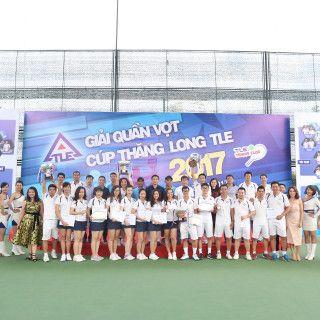 Giải Quần vợt Cúp Thăng Long TLE 2017: Bán kết các nội dung thi đấu và Chung kết Đôi Nam Nữ